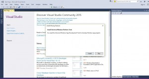 visual studio problem